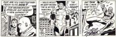 Stan Lee Autographed Original Spider Man Comic Strip Art King Pin 1990 with Black Ink - Stan Lee Hologram