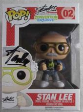 Stan Lee Autographed Signed Funko Pop Doll Certified Authentic PSA/DNA