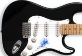 Stan Lee Autographed Signed Guitar UACC RD COA PSA AFTAL