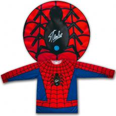 Stan Lee Autographed Spider-Man Amazing Fantasy Comic Book Costume
