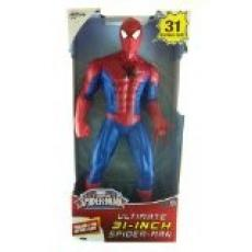 Stan Lee Autographed/Signed Ultimate Spider-Man 31 Posable Action Figure In-Box