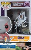 Stan Lee Autographed/Signed Funko Pop! Marvel Series Guardians of the Galaxy Drax #50 Action Figure