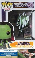 Stan Lee Autographed/Signed Funko Pop! Marvel Series Guardians of the Galaxy Gamora #51 Action Figure