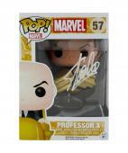 Stan Lee Signed Funko Pop! Marvel X-Men Professor X #57 Bobblehead Toy
