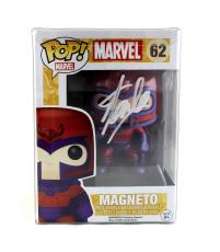 Stan Lee Autographed/Signed Funko Pop! Marvel Series X-Mens Magneto #62 Action Figure