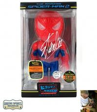 Stan Lee Autographed/Signed Hikari The Amazing Spider-Man 2 Premium Japanese ...