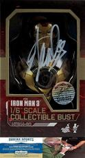 Stan Lee Autographed/Signed Marvel Iron Man 3 Heartbreaker Mark XVII 1:6 Scal...