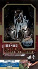 Stan Lee Autographed/Signed Marvel Iron Man 3 Tank Mark XXIV 1:6 Scale Collec...