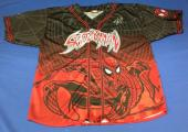 Stan Lee Double Signed Marvel Comics Spider-Man Jersey PSA/DNA  # X79948