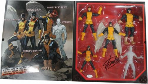 Stan Lee Hand Signed Auto All New X-men The Legends New In Box JSA V40046