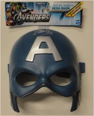 Stan Lee Hand Signed Autographed Avengers Mask Marvel Blue New PSA/DNA 5a03329