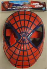 Stan Lee Hand Signed Autographed Spider Man Mask 7x9 Blue PSA/DNA 5a03308