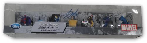Stan Lee Hand Signed X-Men Classic Factory Sealed New Figurine Set PSA