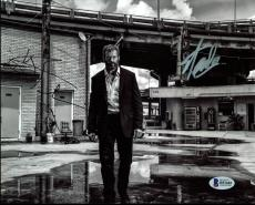 Stan Lee & Hugh Jackman X-Men Wolverine Logan Signed 8X10 Photo BAS #B51683