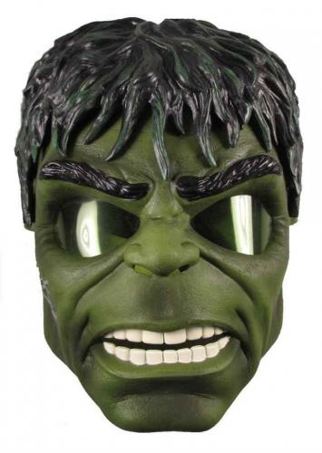 Stan Lee Incredible Hulk Mask Autographed Signed Certified Authentic PSA/DNA