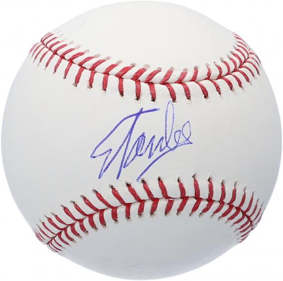 Stan Lee Marvel Autographed MLB Baseball - PSA X08652
