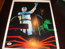 Stan Lee Signed 11x14 Photo PSA/DNA Autographed Incredible Hulk Spiderman 1A