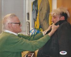 Stan Lee signed 8X10 PSA/DNA # X08603