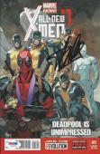 Stan Lee Signed All-New X-Men #1 (2013) - PSA/DNA # Y10240