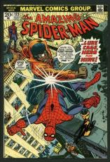 Stan Lee Signed Amazing Spider-Man #123 Comic Book Luke Cage PSA/DNA #W18664