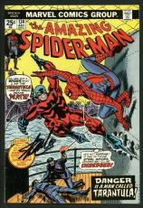 Stan Lee Signed Amazing Spider-Man #134 Comic Book Tarantula PSA/DNA #W18621