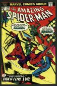 Stan Lee Signed Amazing Spider-Man #149 Comic Book The Jackal PSA/DNA #W18661
