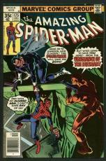 Stan Lee Signed Amazing Spider-Man #175 Comic Book Punisher/Hitman PSA #W18769