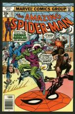 Stan Lee Signed Amazing Spider-Man #177 Comic Book The Green Goblin PSA #W18804