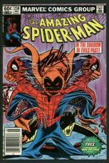 Stan Lee Signed Amazing Spider-Man #238 Comic Book Hobgoblin PSA/DNA #W18733