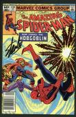 Stan Lee Signed Amazing Spider-Man #239 Comic Book Hobgoblin PSA/DNA #W18752