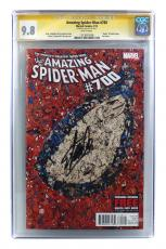 Stan Lee Signed Amazing Spider-Man #700 Death of Peter Parker CGC 9.8 Marvel ...