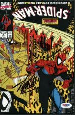 Stan Lee Signed Amazing Spider-Man Torment Part 3 Of 5 PSA/DNA #Y44688
