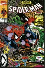 Stan Lee Signed Amazing Spider-Man Torment Part 4 Of 5 PSA/DNA #Y44687