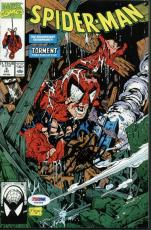 Stan Lee Signed Amazing Spider-Man Torment Part 5 Of 5 PSA/DNA #Y44686