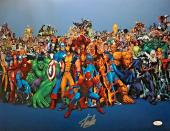 Stan Lee Signed Autographed 16x20 Photo JSA Authenticated 2