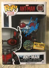 Stan Lee Signed Autographed Ant Man Funko Pop Marvel Universe JSA COA 5