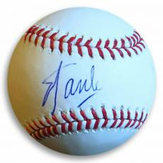 Stan Lee Signed Autographed Baseball Marvel Creator PSA X08660