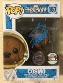 Stan Lee Signed Autographed Cosmo Funko Pop Marvel Guardians  JSA COA