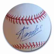 Stan Lee Signed Autographed MLB Baseball Marvel w/Spiderman Sketch PSA 4A78267
