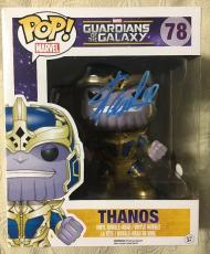 Stan Lee Signed Autographed Thanos Funko Pop Marvel Universe BECKETT COA