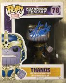 Stan Lee Signed Autographed Thanos Funko Pop Marvel Universe JSA COA