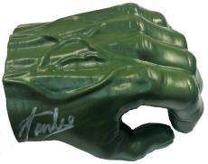 Stan Lee Signed Autographed The Hulk Gauntlet JSA Authentic Left Marvel