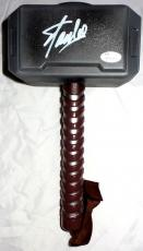 Stan Lee Signed Autographed Thor Hammer JSA Authenticated