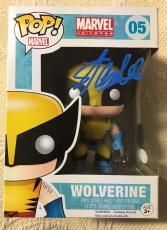 Stan Lee Signed Autographed Wolverine Funko Pop Marvel Universe JSA COA 2