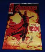 "Stan Lee signed Avengers Poster 24""x36"" Stan Lee Hologram"