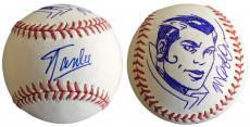 Stan Lee Signed Baseball w/ Michael Golden Sketch of Rogue Lee Holo JSA L26409
