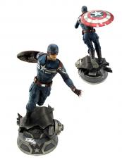 Stan Lee Signed Captain America Premium Format™ Figure by Sideshow Collectibles