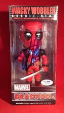 Stan Lee signed Deadpool Wacky Wobbler Bobble Head Figure PSADNA  # Y09249
