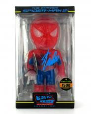 Stan Lee Signed Funko Pop! Hikari Marvel Blaze Spider-Man