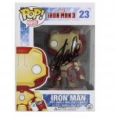 Stan Lee Signed Funko Pop! Marvel Iron Man #23 Action Figure